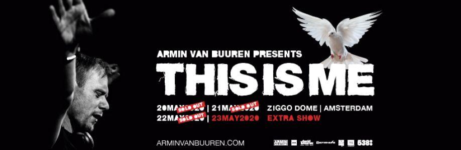 Armin van Buuren Cover Image