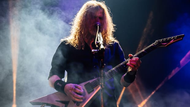 Dave Mustaine announces: I'm '100 Percent' Cancer-Free - Musventurenal