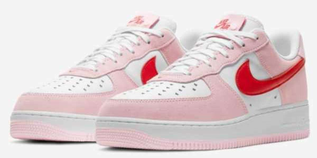 """New Release Nike Air Force 1 Low """"Valentine's Day"""" Hot Sale"""