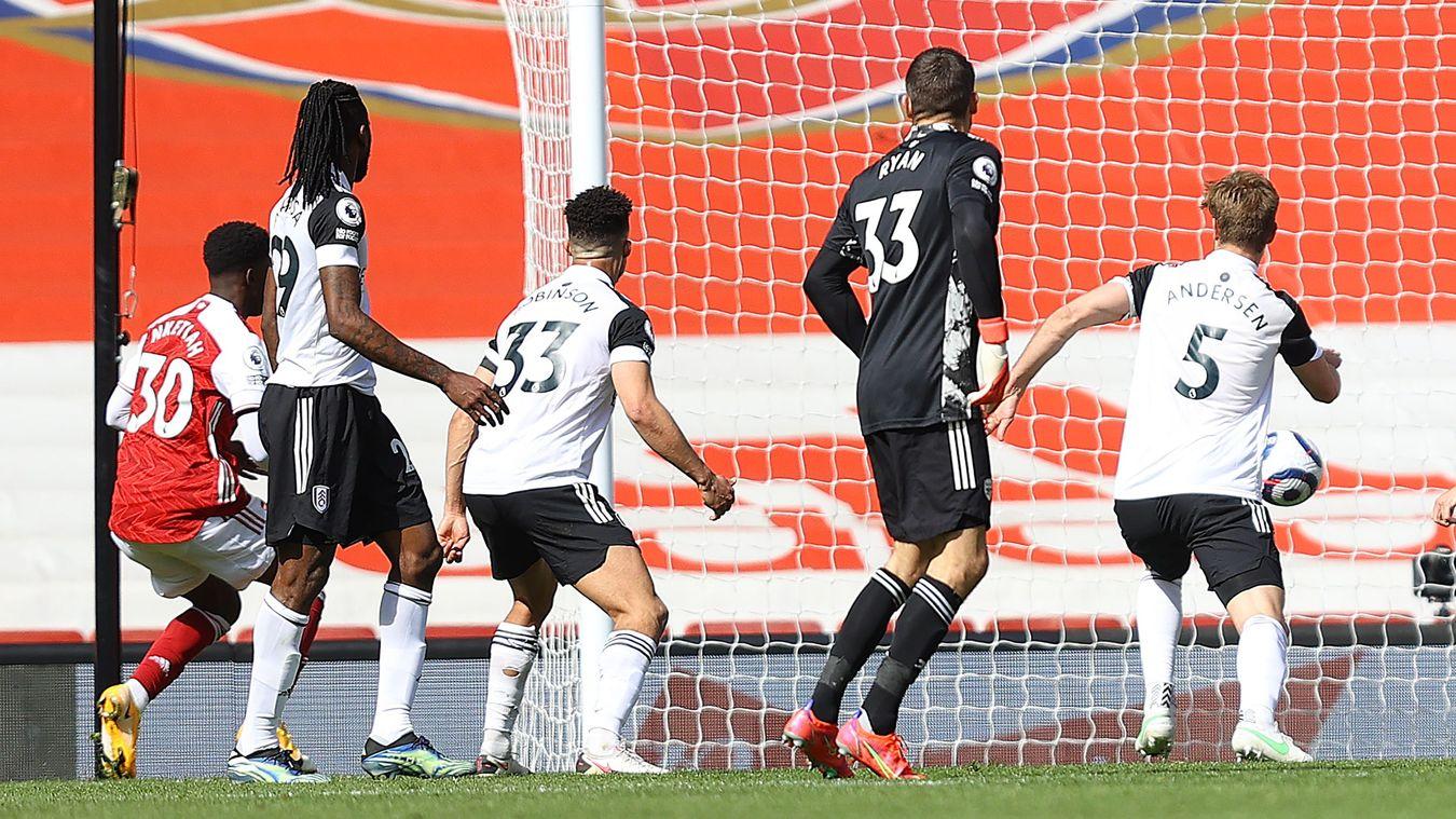 Highlights - Arsenal 1-1 Fulham - Musventurenal