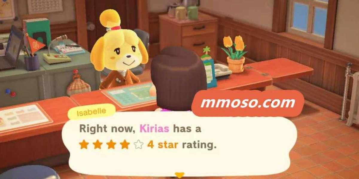 Animal Crossing: New Horizons: island rating