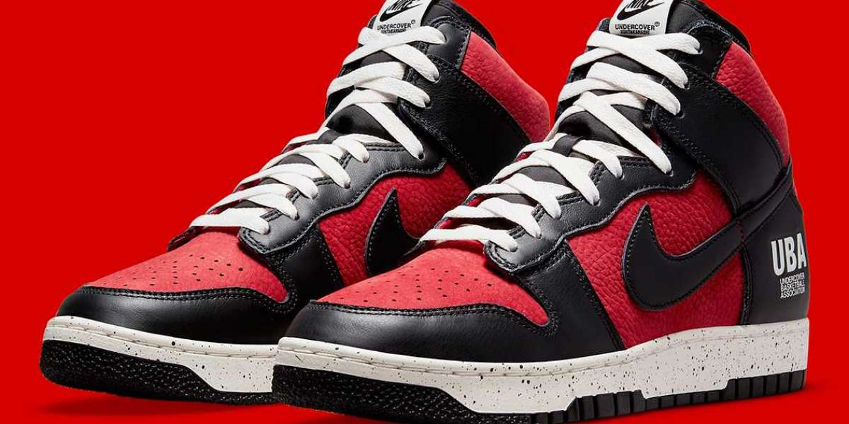 """DD9401-600 Undercover x Nike Dunk High """"UBA"""" will be released on July 28"""