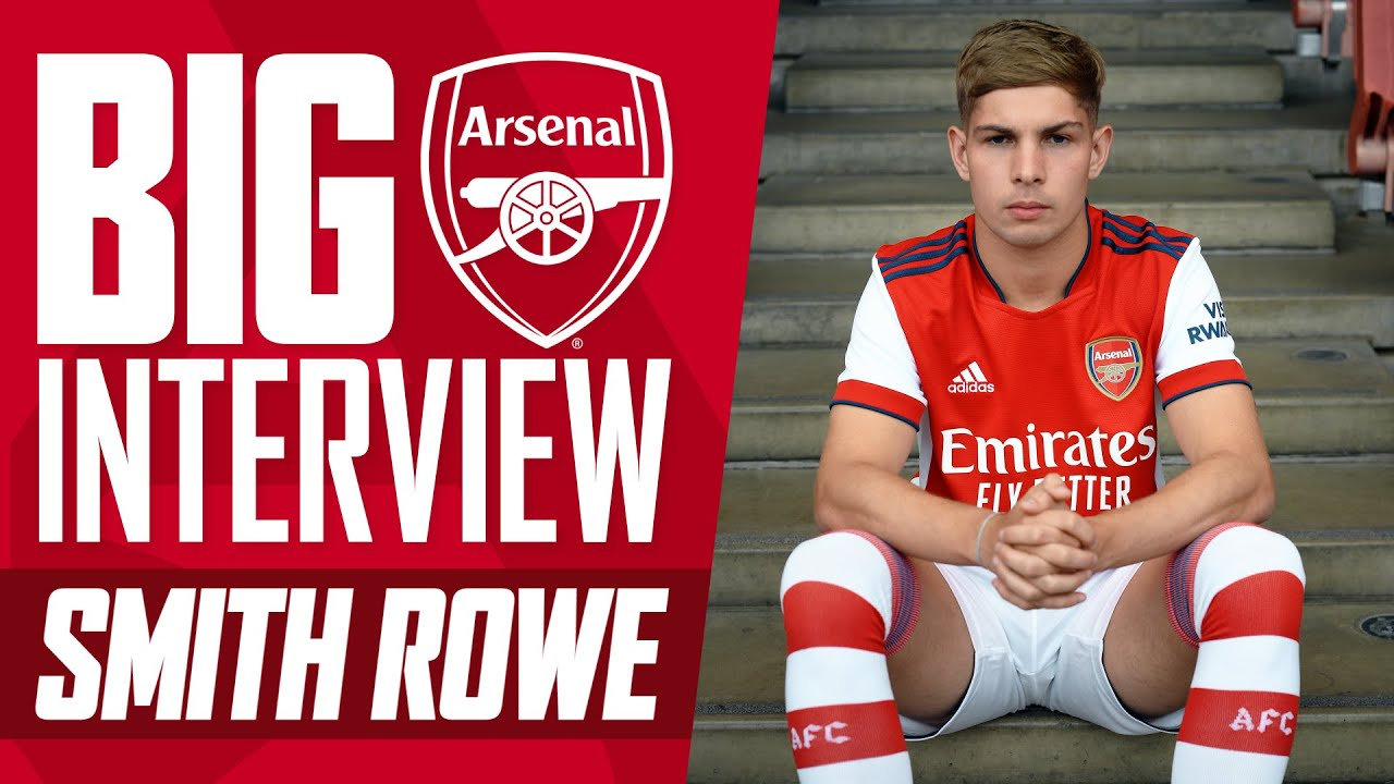 'This means so much to me!' - Emile Smith Rowe reveals why he signed a new long-term contract - Musventurenal