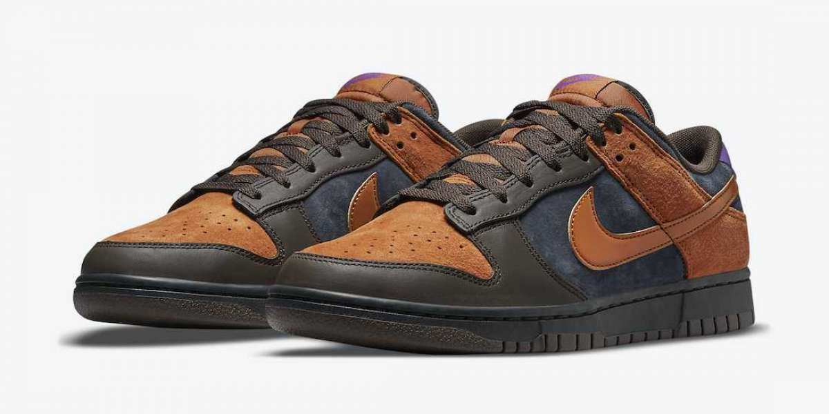 """DH0601-001 Nike Dunk Low PRM """"Cider"""" Sneakers For Sale"""
